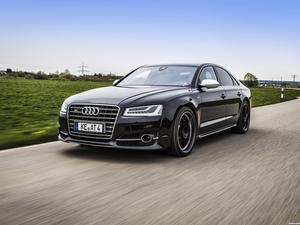 Audi ABT A8 AS8 D4 2014