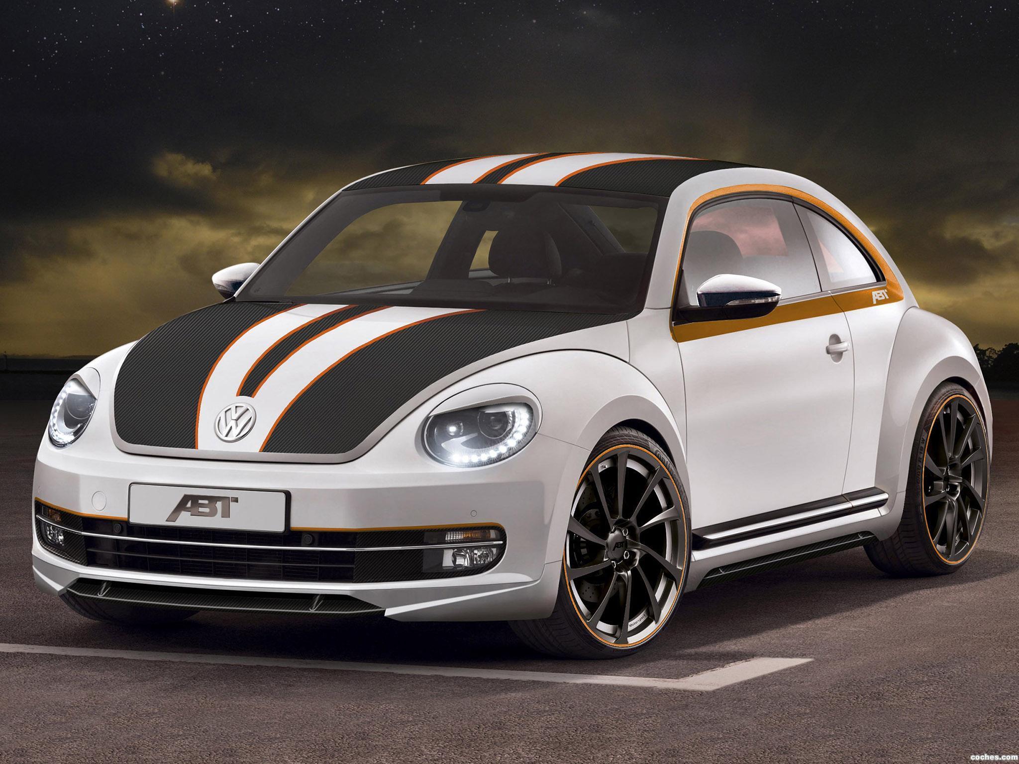 Fotos De Volkswagen Abt Beetle 2011