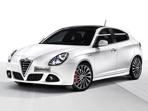 Alfa Romeo Giulietta Distinctive 2010