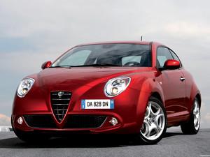 Alfa Romeo MiTo Distinctive 2008