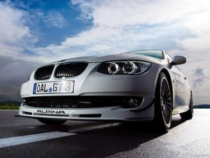 BMW Alpina B3 GT3 E92 2012