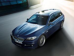 BMW Alpina B5 Bi-Turbo Touring F11 2013
