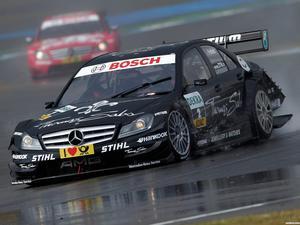 Mercedes Clase C DTM W204 2011