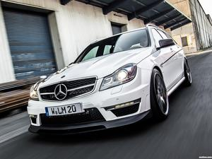 Mercedes Clase C63 Loewenstein LM63 700 2014