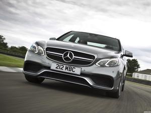 Mercedes Clase E 63 AMG W212 UK 2013