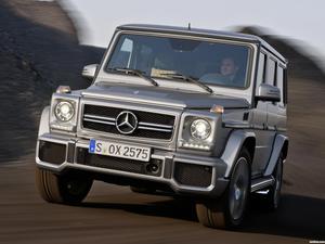 Mercedes Clase G 63 AMG 2012