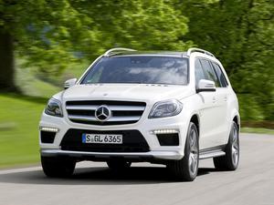 Mercedes Clase GL AMG 63 X166 2012