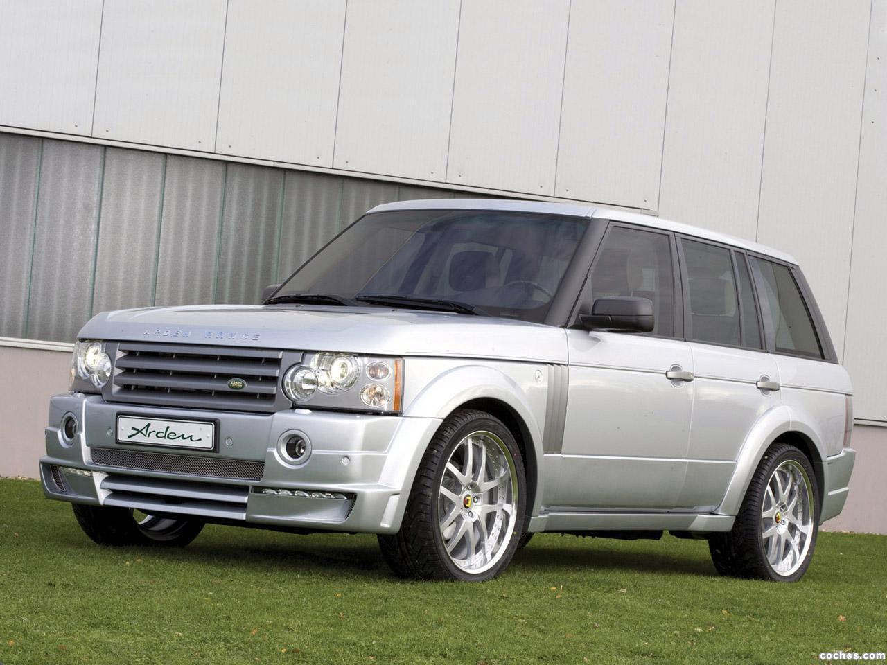 Fotos de Land Rover Arden Range Rover AR7 Highlander 2007