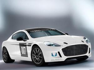 Aston Martin Rapide S hybrid Hydrogen Race Car 2013