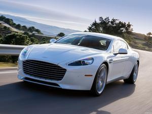 Aston Martin Rapide S USA 2013