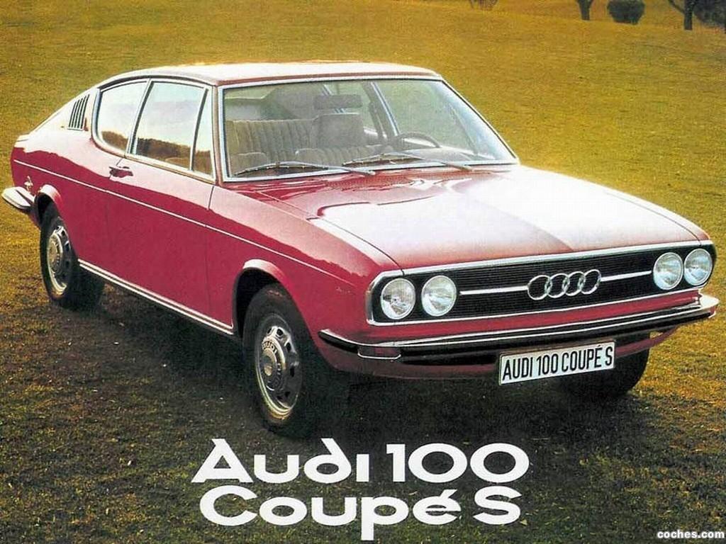 Fotos de Audi 100 Coupe S 1970