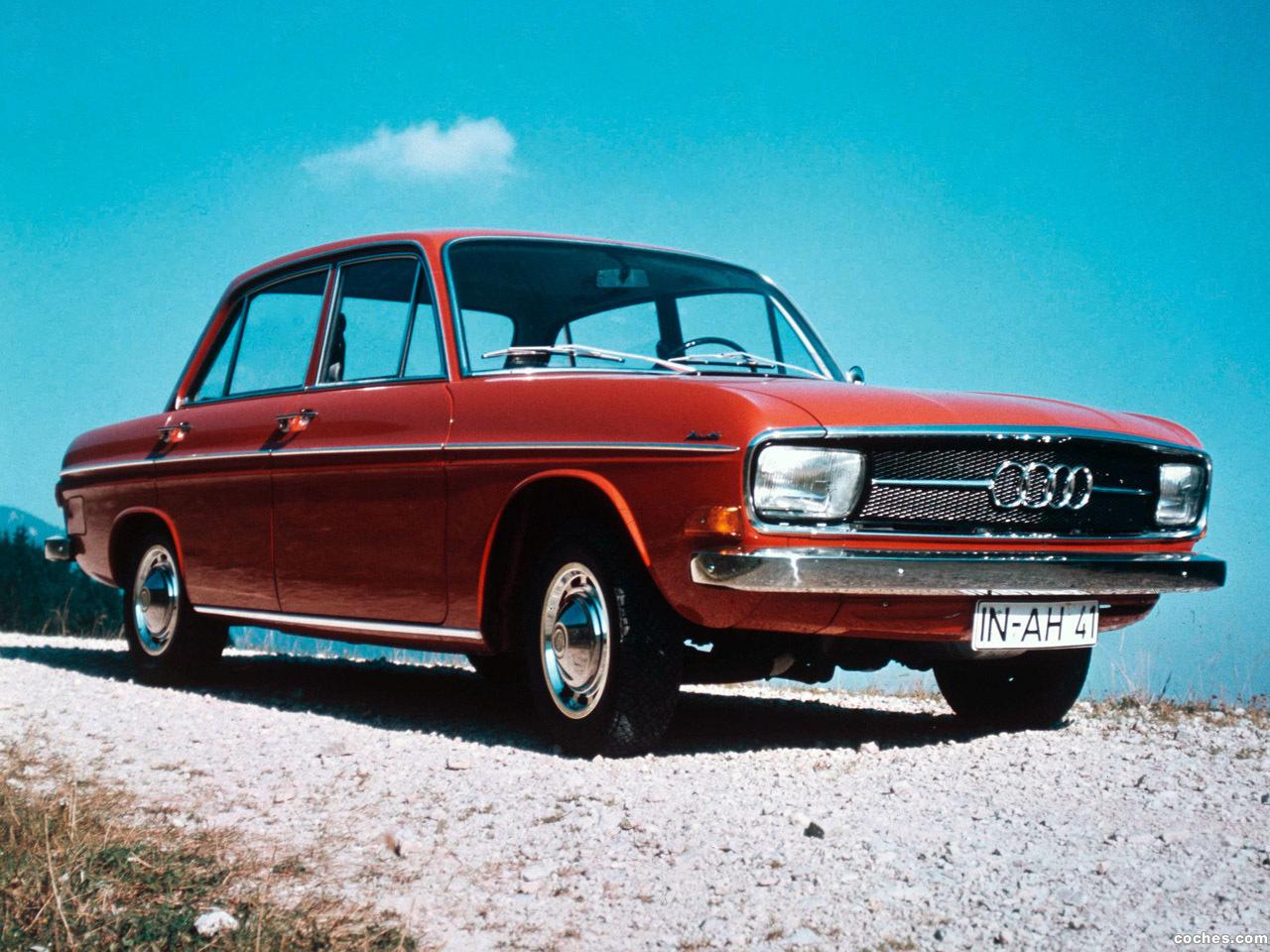 Fotos de Audi 60 1965