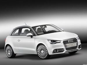 Audi A1 e-Tron 2010