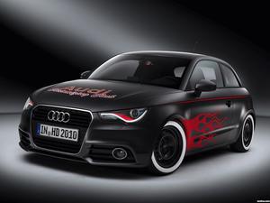 Audi A1 Hot Rod 2010