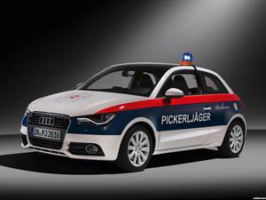 Audi A1 Pickerljager 2010