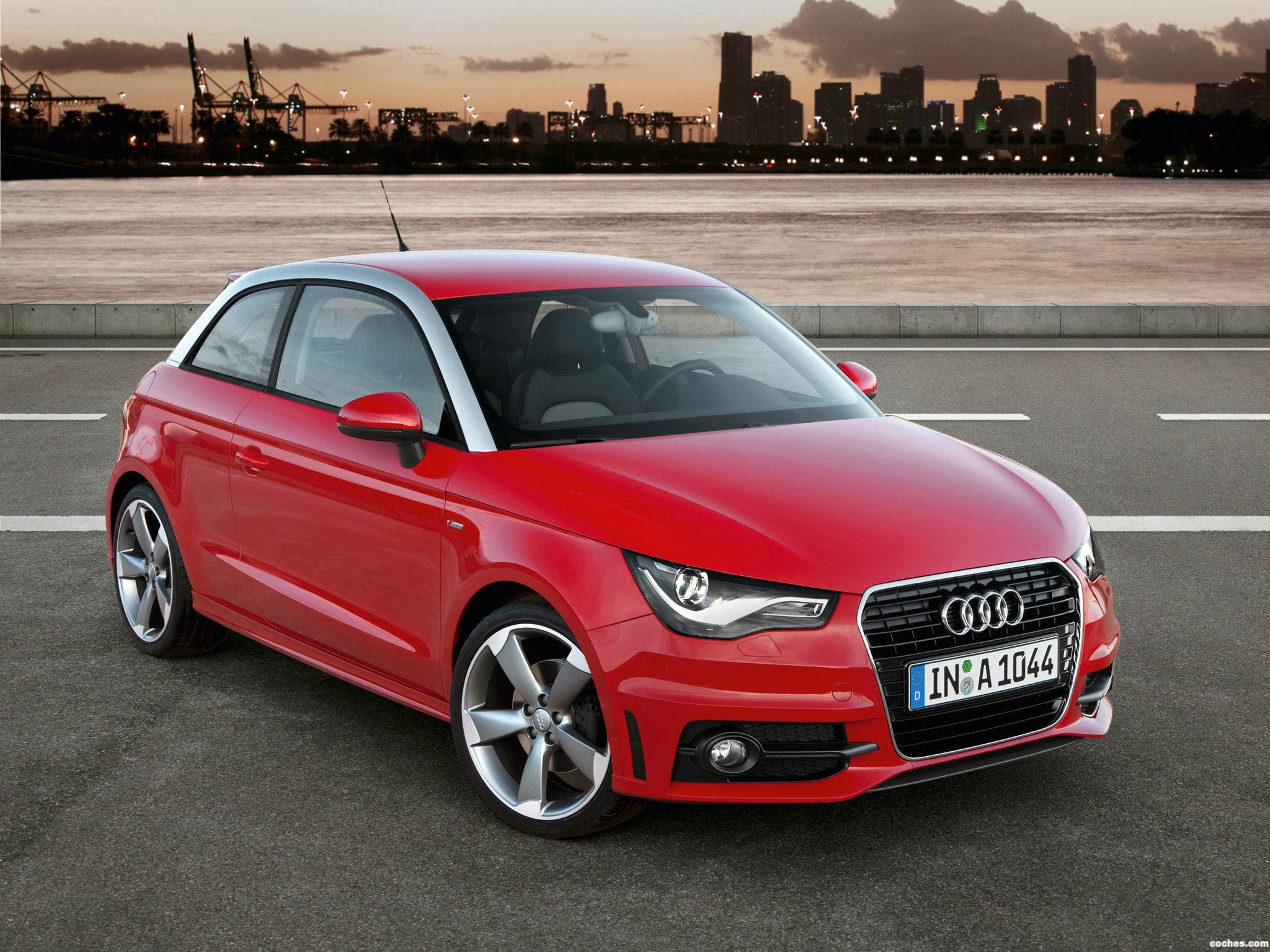 Fotos De Audi A1 S Line 2010