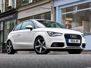 Audi A1 TDI UK 2010