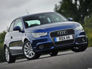 Audi A1 TFSI UK 2010