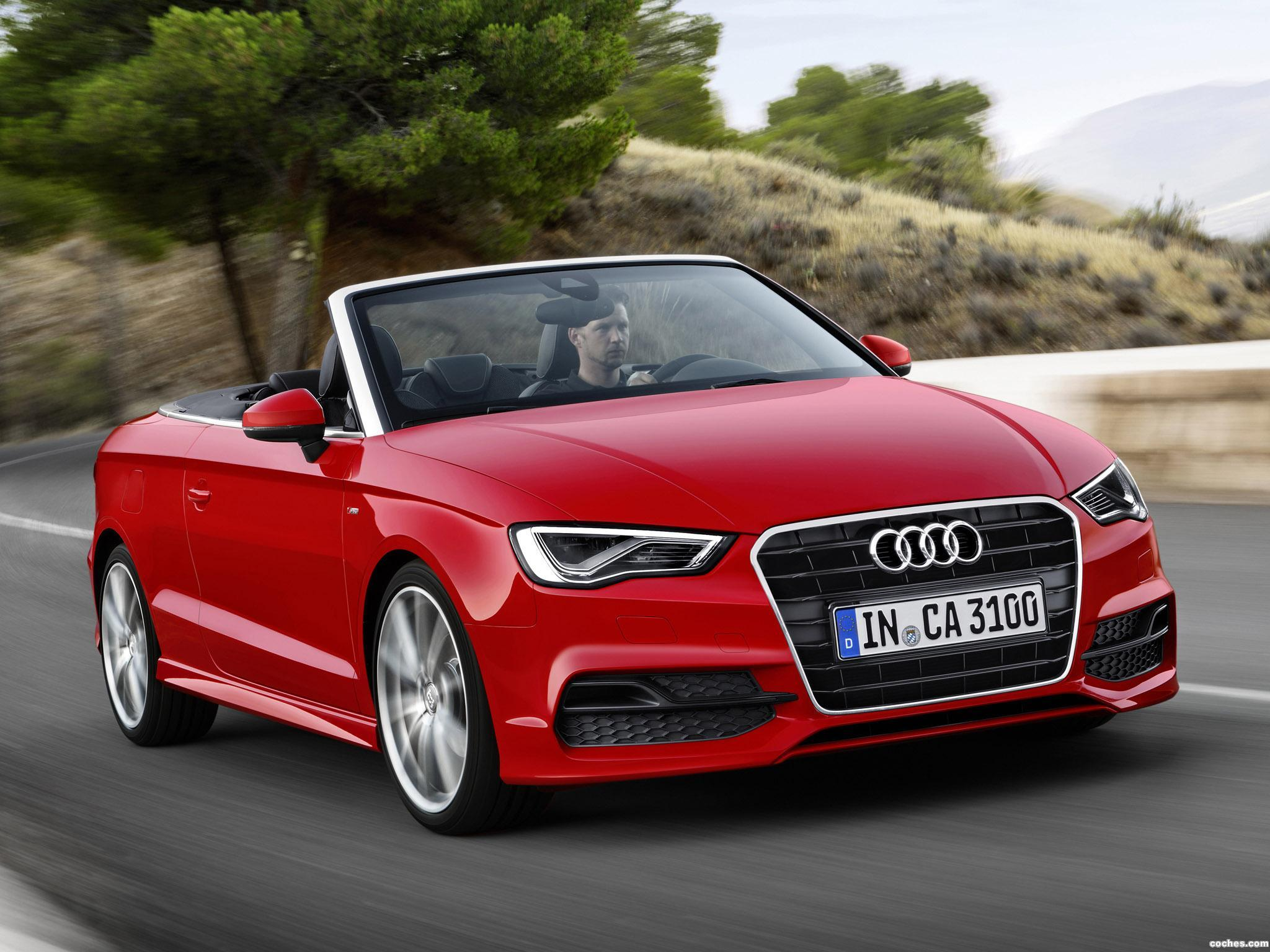 fotos de audi a3 cabriolet 2 0 tdi s line 2013. Black Bedroom Furniture Sets. Home Design Ideas