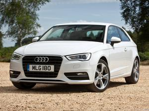Audi A3 UK 2013