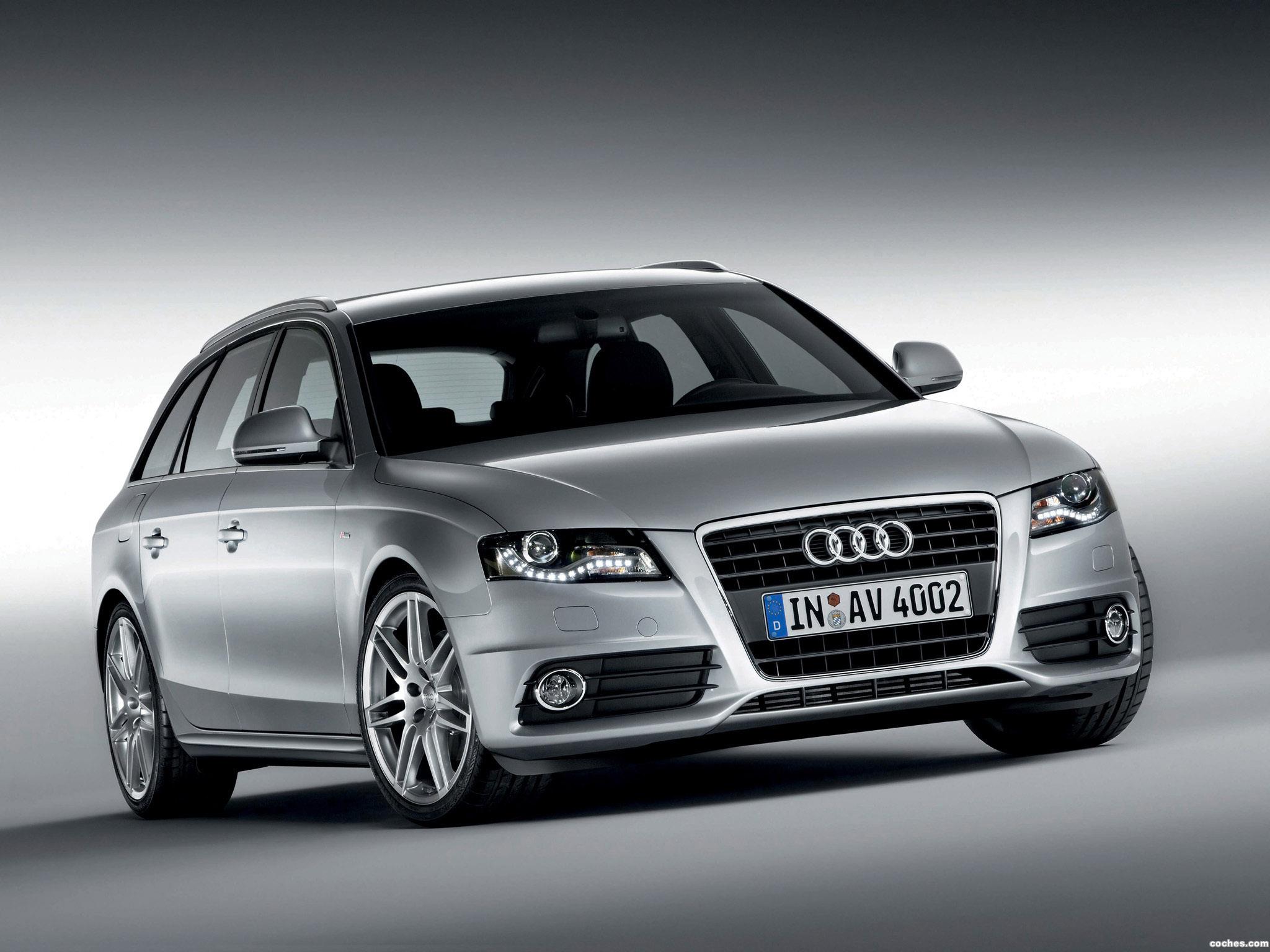 Fotos De Audi A4 Avant S Line 2008