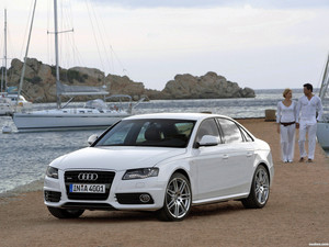 Audi A4 Quattro 2008