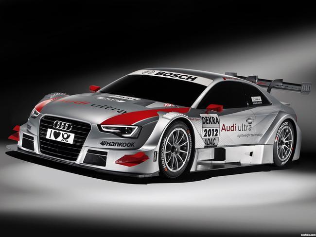Fotos De Audi A5 Dtm Coupe 2011