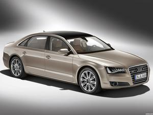 Audi A8 L W12 Quattro 2010