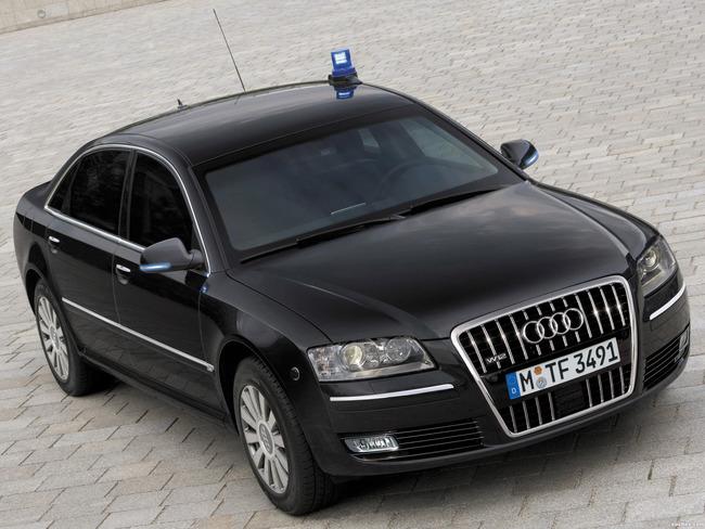 Fotos De Audi A8 L W12 Security D3 2008 Foto 3
