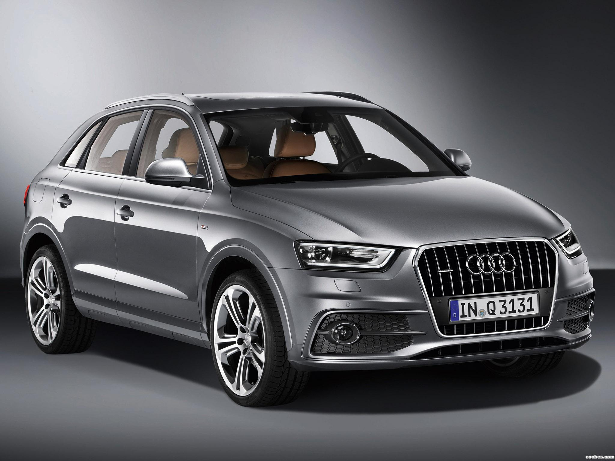 fotos de audi q3 s line 2011. Black Bedroom Furniture Sets. Home Design Ideas