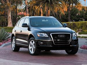 Audi Q5 3.2 Quattro USA 2009