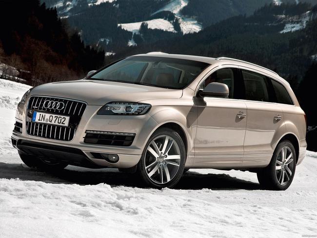 Fotos De Audi Q7 3 0t Quattro 2010 Foto 1