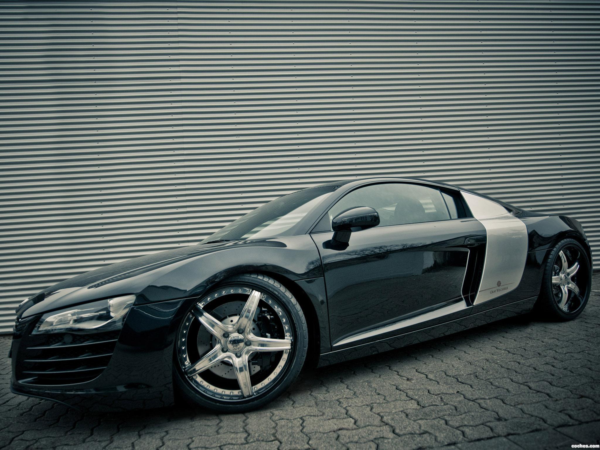 Fotos De Audi R8 Graf Weckerle 2012
