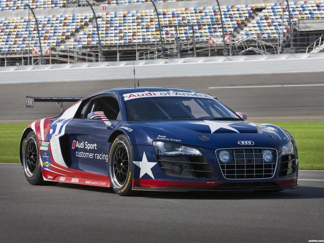 Fotos De Audi R8 Grand Am Daytona 24 Hours 2012