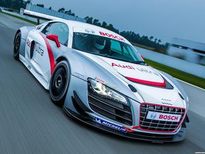 Audi R8 Ultra GT3 2013