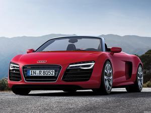 Audi ABT R8 2013