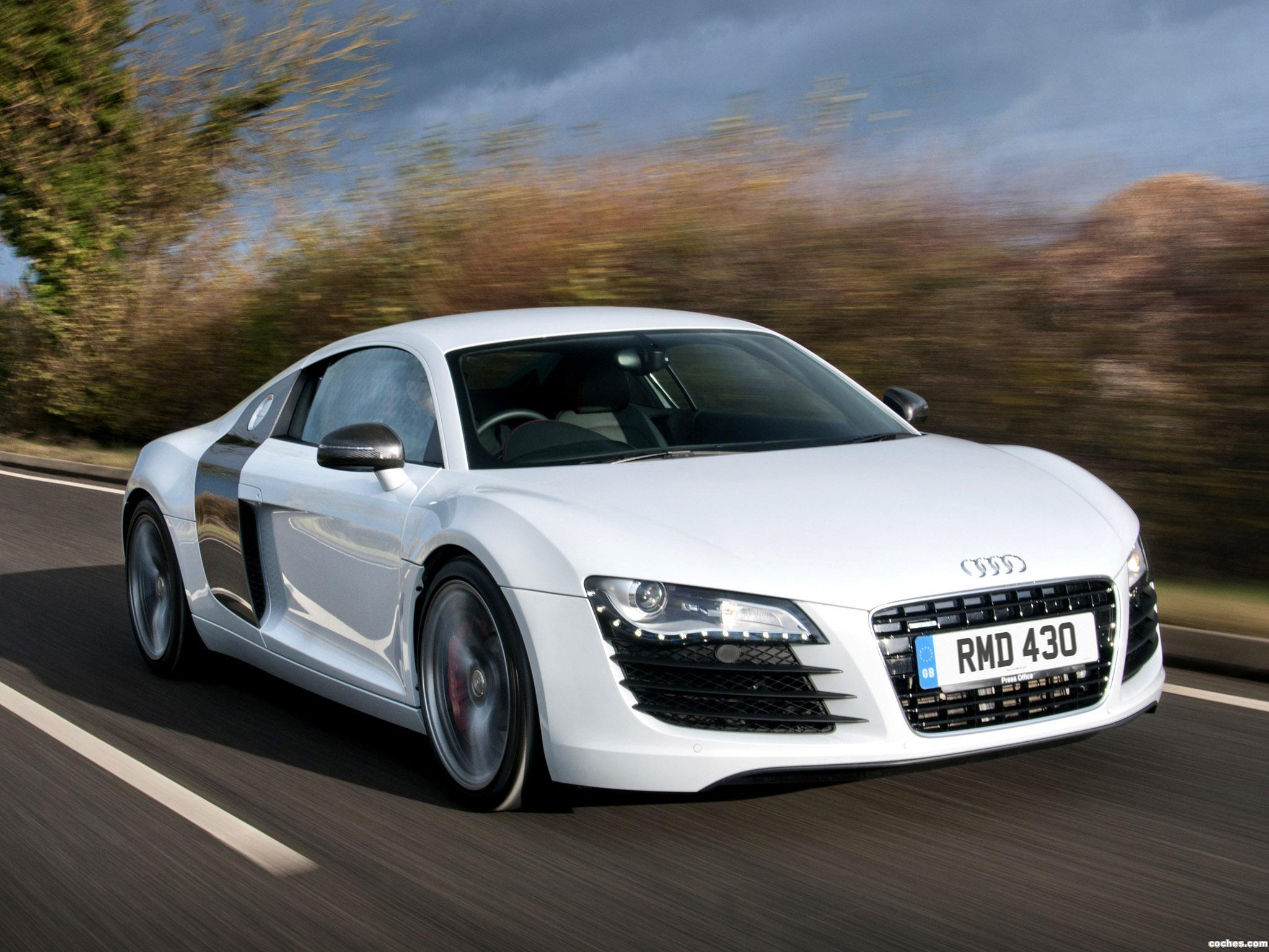 Fotos De Audi R8 V8 Limited Edition Uk 2011 Foto 1