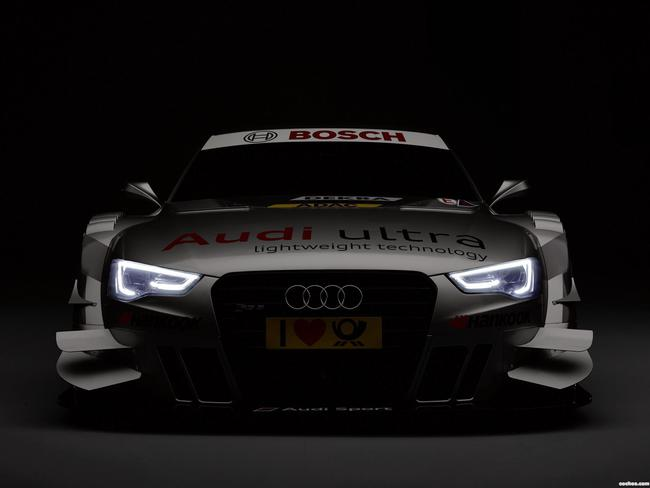 Fotos De Audi Rs5 Coupe Dtm Race Car 2013