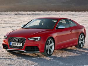 Audi RS5 Coupe UK 2012