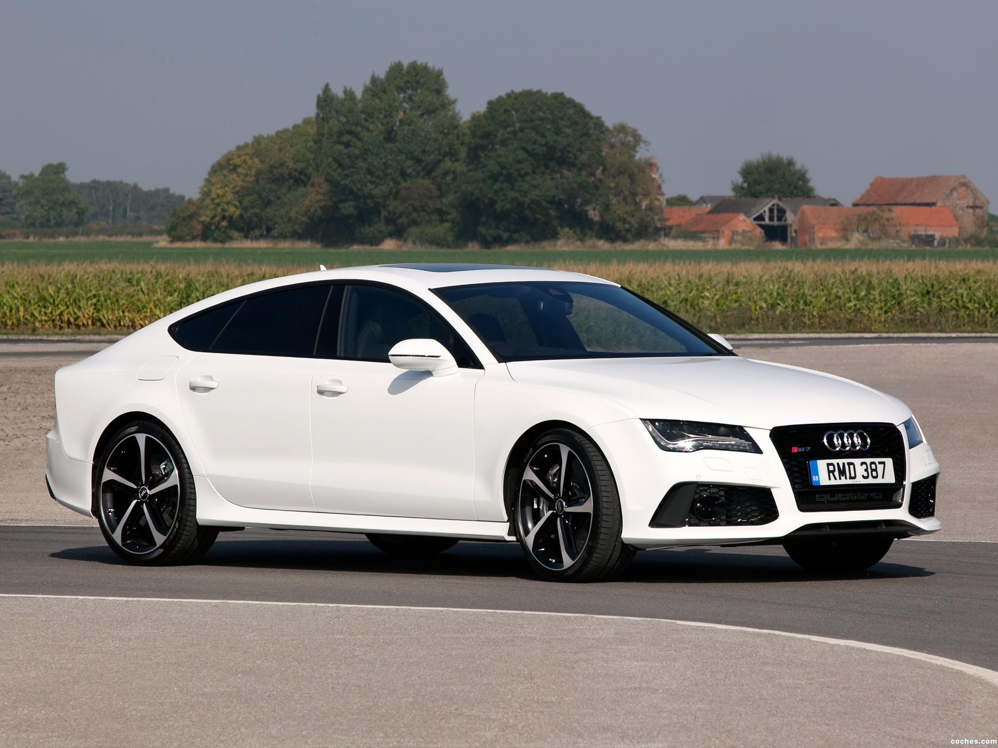 Fotos De Audi Rs7 Sportback Uk 2013