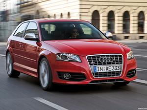 Audi S3 Facelift 2008