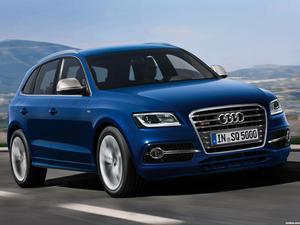 Audi SQ5 2012