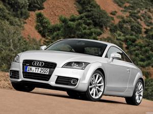 Audi TT Coupe 2010