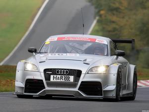 Audi TT RS DTM Prototype 2010