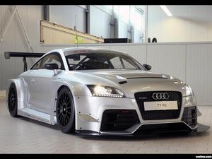 Audi TT RS DTM 2010