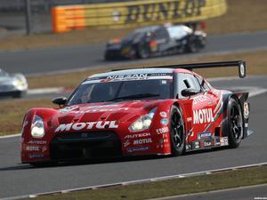 Nissan autech GT-R Motul 2011