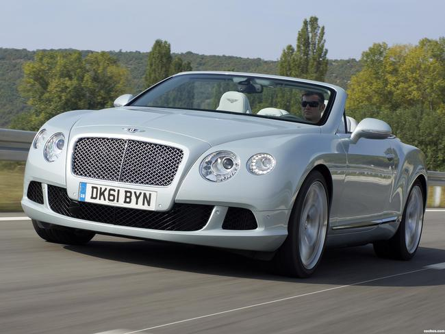 Fotos De Bentley Continental Gtc Breeze 2011