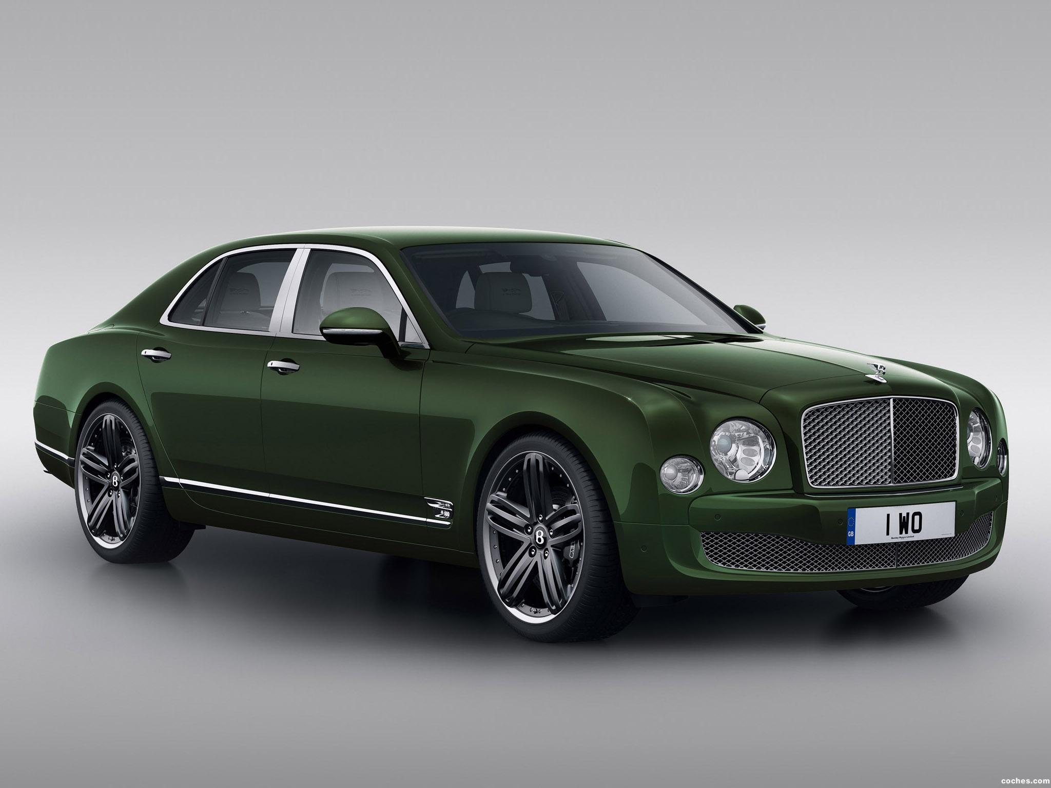 Bentley le mans edition