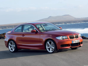 BMW Serie 1 Coupe 2008