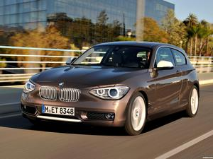 BMW Serie 1 3 puertas Urban Line F21 2012